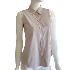 Columbia Sleeveless Collared Shirt Sz XS / S